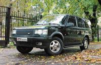 Range Rover: Range Rover II (1994-2001). Покупать или нет?