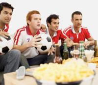 Любовь и футбол