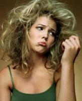 Если у вас ломкие волосы, плохо расчесываются