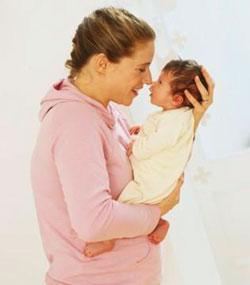 Третья ступень – осознание материнства