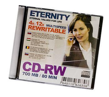 В России запретят CD-R/RW и DVD-R/RW