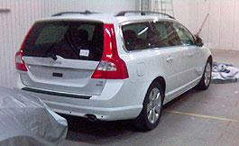 Volvo засветила новый V70