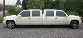 Построен «двухголовый» лимузин