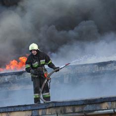 Ночной клуб сгорел на российском курорте