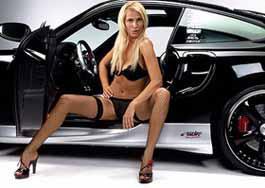 Названы мужские и женские автомобили