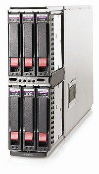 Hewlett-Packard: анонс 876-Гб накопителей для blade-серверов
