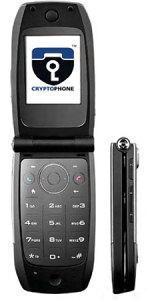 Cryptophone G10i - для безопасных переговоров