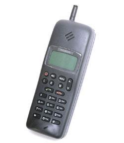 Когда появился первый GSM-мобильник