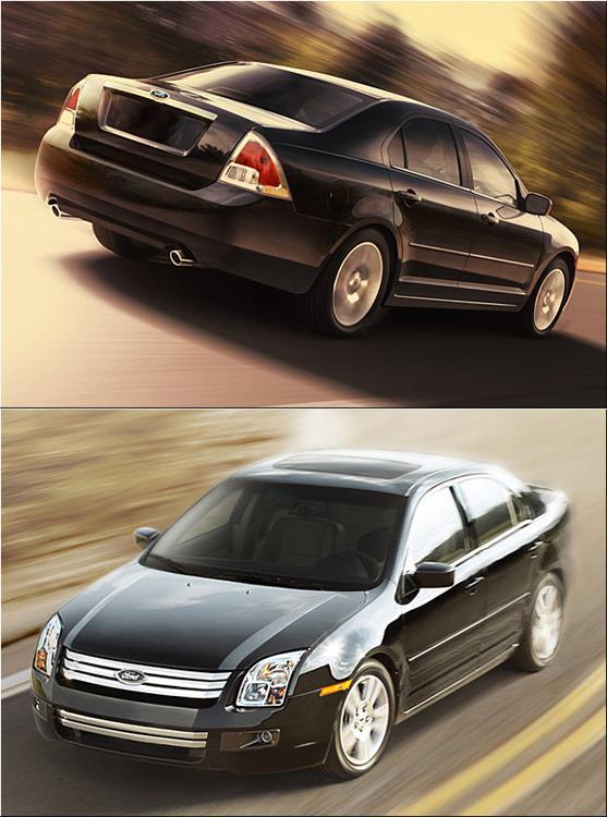 Ford Fusion и Ford Fiesta на заказ и в наличии в автосалоне «Нью-Йорк Моторс - Москва»