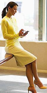 Как выбрать деловую женскую одежду