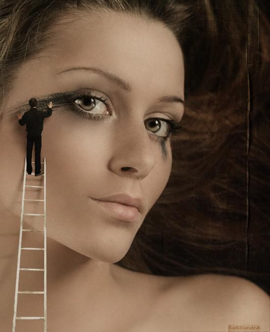 Искусство взгляда женщины, флиртуем стреляя глазами