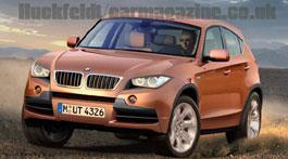 BMW: Первые данные о BMW X 1