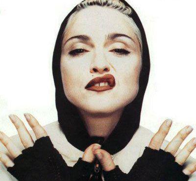 Мадонна: очень обрадовалась