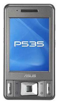 GPS-Коммуникатор: Asus P535