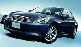 Nissan: показал новый Skyline