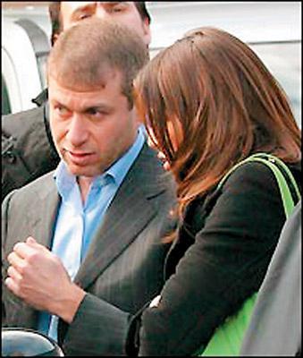 Роман Абрамович: отбил невесту у Марата Сафина.