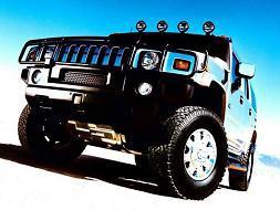 В США временно прекращен выпуск Hummer H2