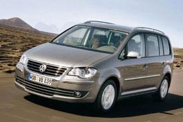 Volkswagen обновляет Touran