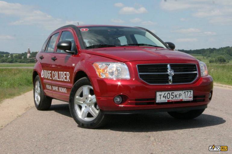 Тест-драйв Dodge Caliber: первопроходец