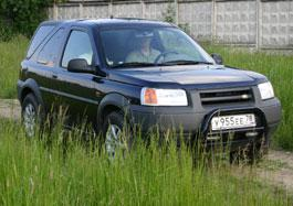 Land Rover Freelander. Покупать или нет?