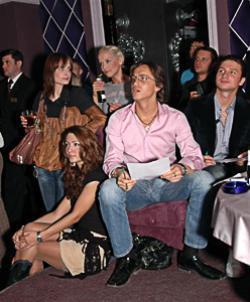 FASHION MODEL AWARDS 2006: три русские красавицы в Греции