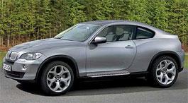 BMW : BMW готовит модель X5 Coupe!
