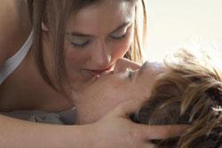 Научно-популярный поцелуй