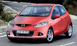 Mazda сделает самого спортивного «малыша»