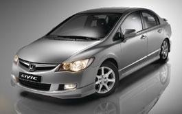 Тестируем новую Honda Civic