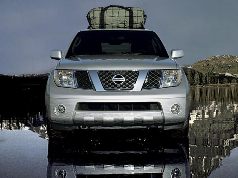 """Страховка на Nissan Pathfinder от """"Пеликан-Авто"""" - 6%"""