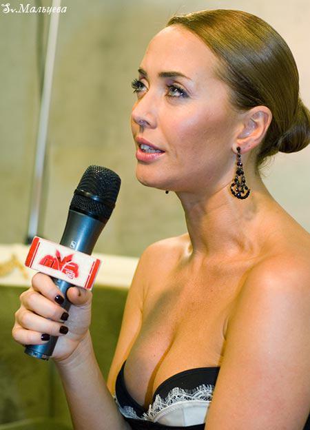 Жанна Фриске покинула «Цирк со звездами»
