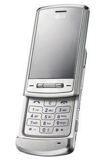 LG представила мобильник Black Label KE970