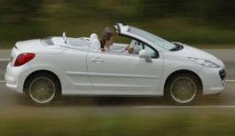 Peugeot сделала открытую версию 207-й модели