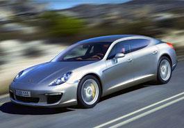 Porsche не скрывает Panamera.