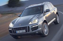 Porsche показал новый Cayenne