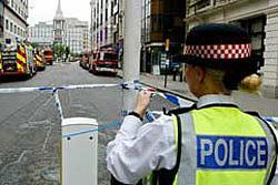 В Лондоне обезвредили заминированный автомобиль