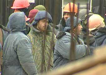 Красноярцы устроили массовую драку с гастарбайтерами