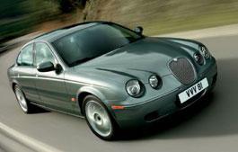 Jaguar сшил S-Type последний костюм