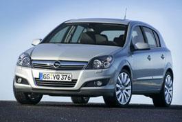 Opel: модернизировал Astra