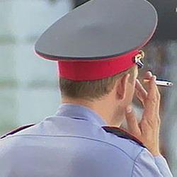 В Подмосковье сержант милиции угнал пассажирский автобус