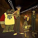 Gorillaz станут новыми персонажами серии ЖЗЛ