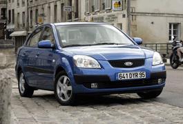 Где и когда в России начали собирать Kia Rio