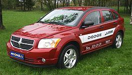 Тестируем странный Dodge Caliber