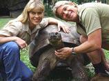 """Вдова """"охотника за крокодилами"""" получила видео его гибели"""