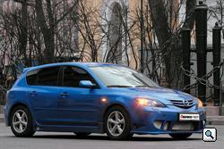 Mazda3: перевоплощение