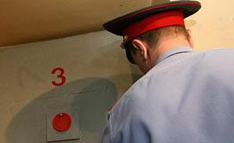В Москве убит милиционер