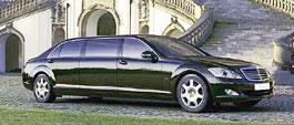 Mercedes построил суперлимузин