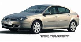 Renault Laguna: Renault работает над новой Laguna