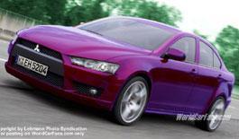 Mitsubishi: Mitsubishi заканчивает работы над новым Lancer