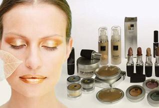 Косметика провоцирует попадание в организм вредных химических веществ